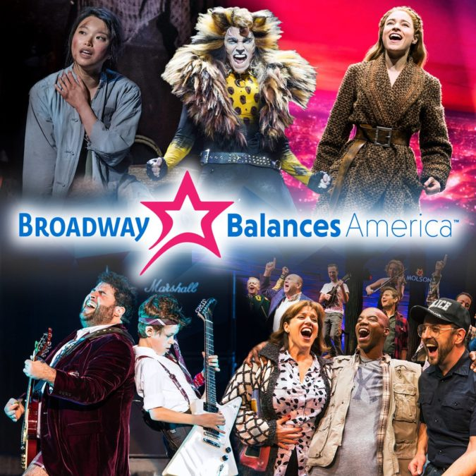 TOUR-Broadway Balances-America-Season 5-9/18