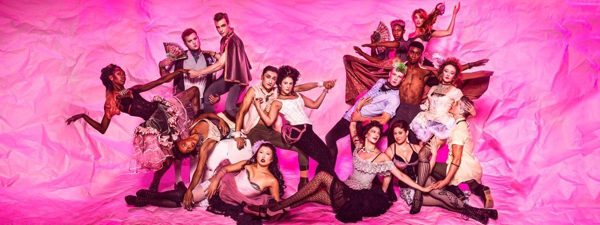 Gotta Dance - Mean Girls - Ensemble Cast - 8/18 - Matthew Murphy
