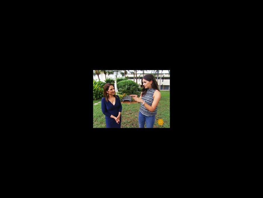 WI - Gloria Estefan - Ana Villafane - 11/15