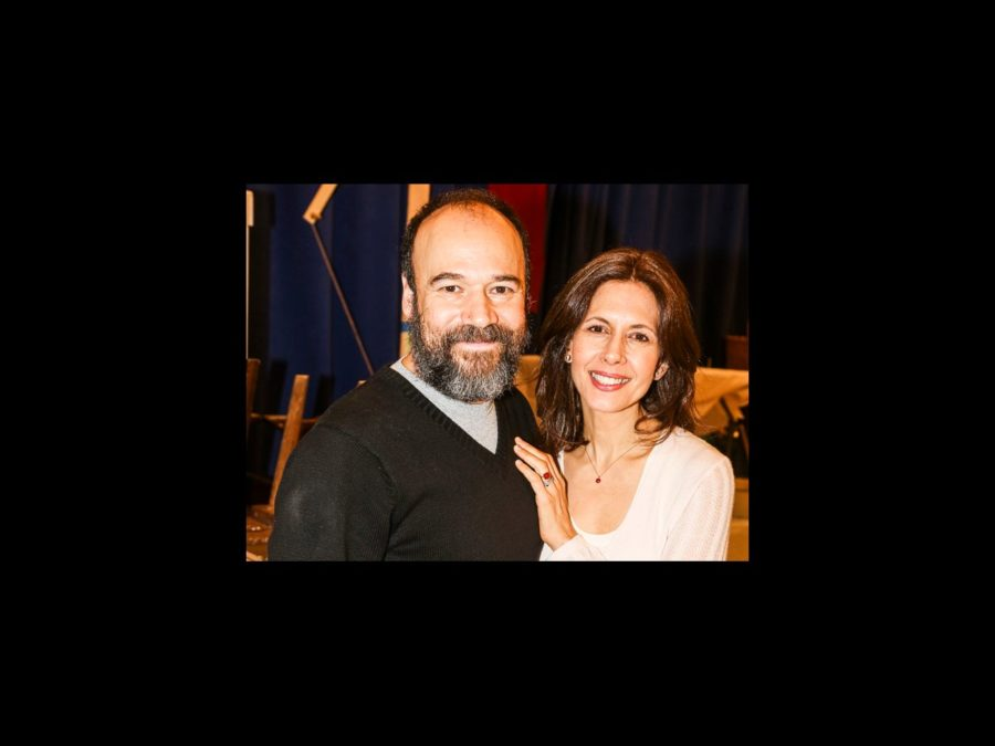 Op - Fiddler on the Roof - wide - 10/15 - Danny Burstein and Jessica Hecht