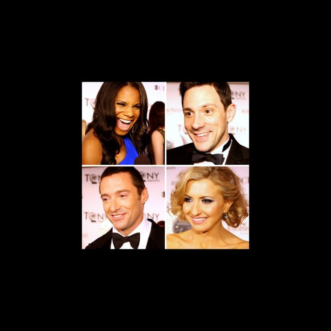 Video Still - Tonys 2012 Red Carpet