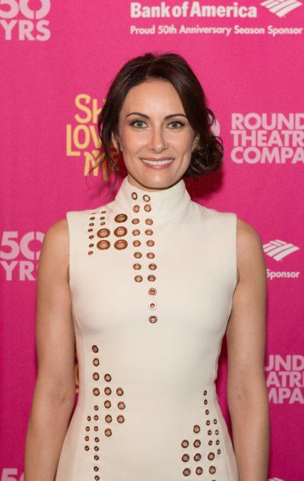 Tony Nominee Page - Laura Benanti