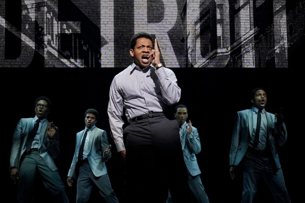 PS - Ain't Too Proud at Berkeley Rep - Temptations Musical - Derrick Baskin