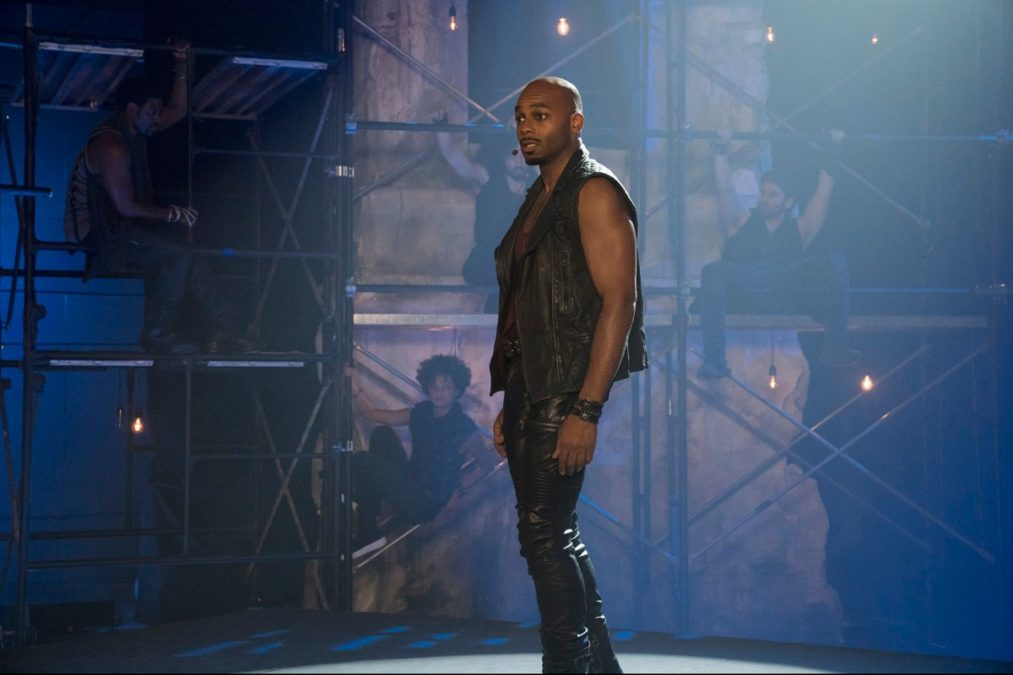 Brandon Victor Dixon - Jesus Christ Superstar Live in Concert - NBC - 03/2018 - Virginia Sherwood/NBC