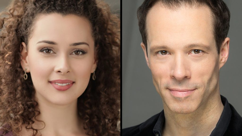 Shereen Ahmed & Larid Mackintosh - 7/19 - C/O  Lincoln Center Theater