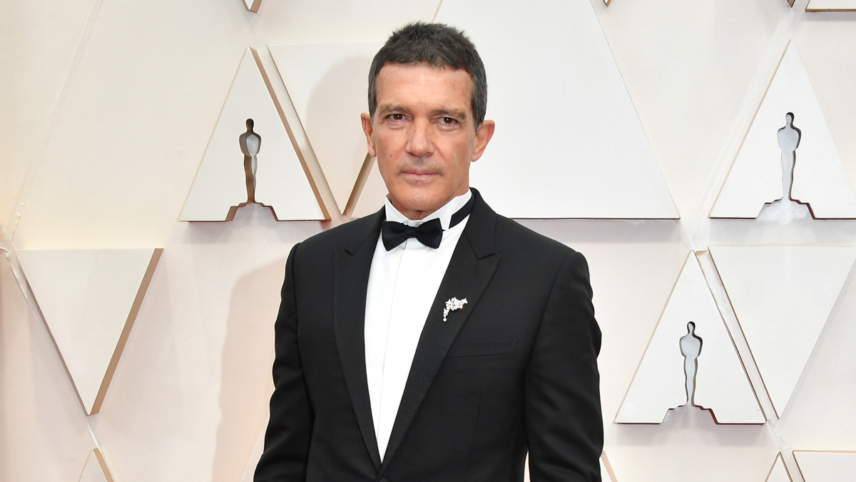 Antonio Banderas - 10/20 - Amy Sussman/Getty Images
