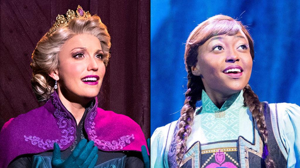 Caroline Bowman - Aisha Jackson - Frozen - 11/20 - Deen van Meer