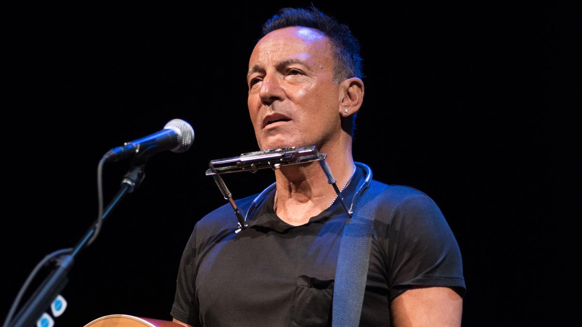 PS - Springsteen on Broadway - Bruce Springsteen - 11/2017 - Rob DeMartin