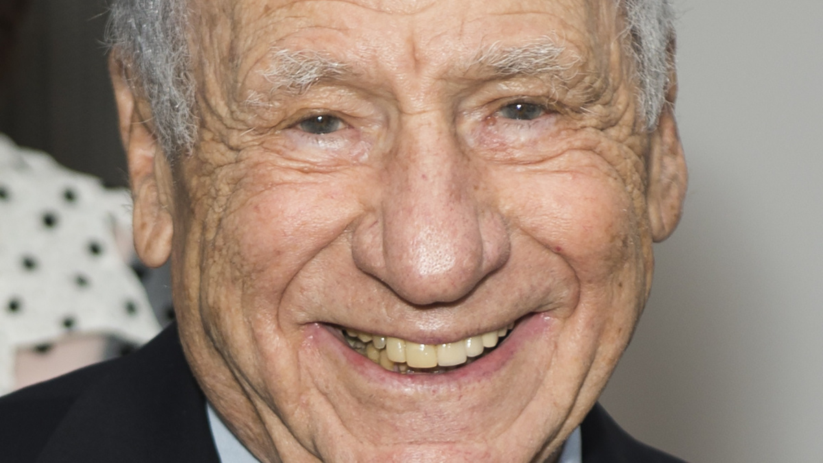 Mel Brooks - 09/2014 - Robyn Beck/Getty Images