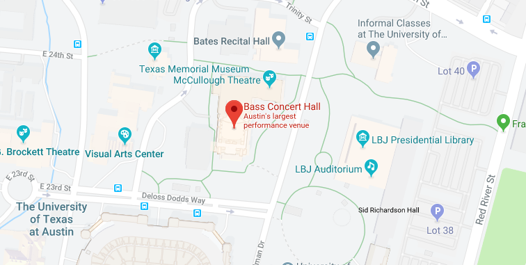 Bass_Concert_Hall_location